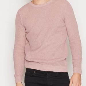 River Island Rodeo Texture Jumper Pusero Pink