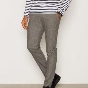 River Island Trousers Pukuhousut Grey
