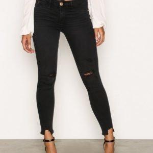 River Island Wilson Jeans Skinny Farkut Washed Black