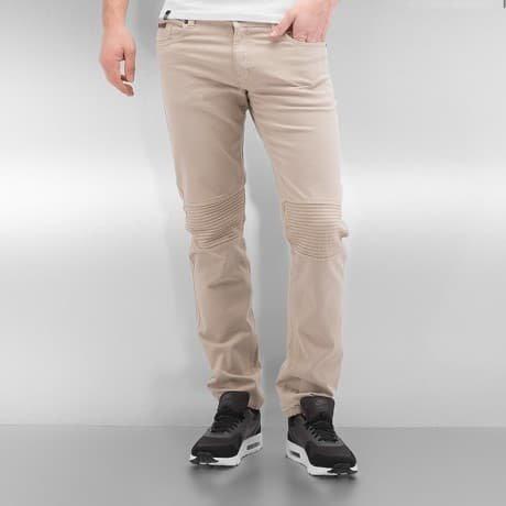 Rocawear Straight Fit Farkut Khakiruskea