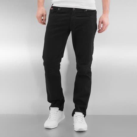 Rocawear Straight Fit Farkut Musta