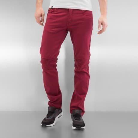 Rocawear Straight Fit Farkut Punainen