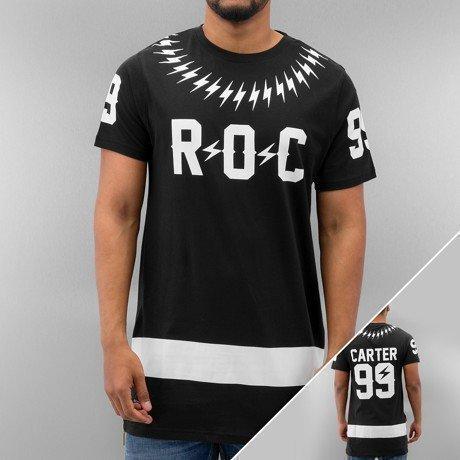 Rocawear T-paita Musta