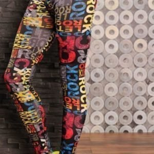 Rock N Roll Leggings Tights