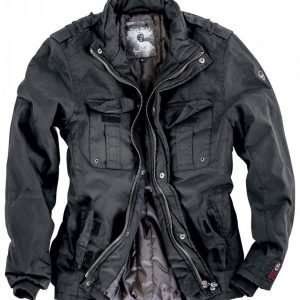 Rock Rebel By Emp Combat Jacket Talvitakki
