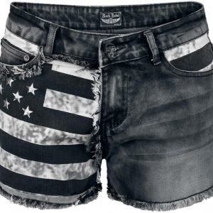 Rock Rebel By Emp Flag Hotpants Hotpantsit