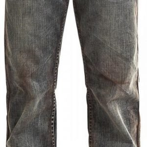 Rock Rebel By Emp Johnny Sprayed Boot Cut Miesten Farkut