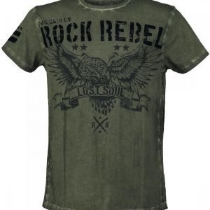 Rock Rebel By Emp Lost Soul T-paita