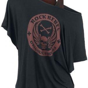 Rock Rebel By Emp Original Sinners Naisten T-paita