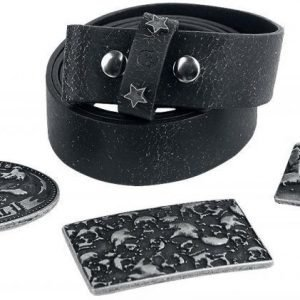 Rock Rebel By Emp Removable Belt Buckle Vyönsolki
