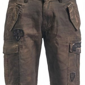 Rock Rebel By Emp Rusty Shorts Shortsit