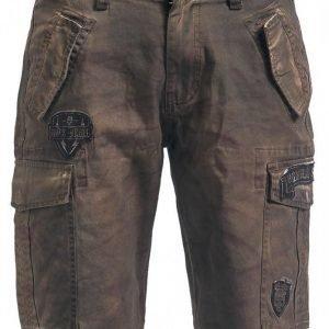 Rock Rebel By Emp Rusty Shorts Shortsit