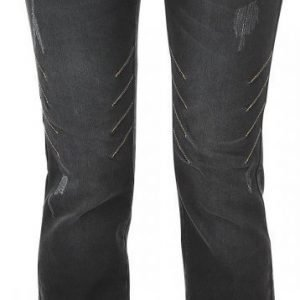Rock Rebel By Emp Seams Grace Boot Cut Naisten Farkut