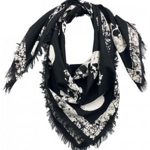 Rock Rebel By Emp Skull Scarf Huivi