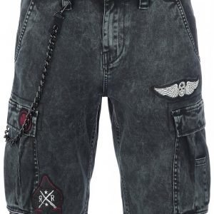 Rock Rebel By Emp Vintage Denim Shorts Vintage Shortsit