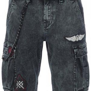 Rock Rebel By Emp Vintage Denim Shorts Vintage Shortsit