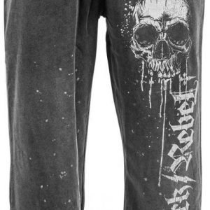 Rock Rebel By Emp Washed Sweatpants Verryttelyhousut