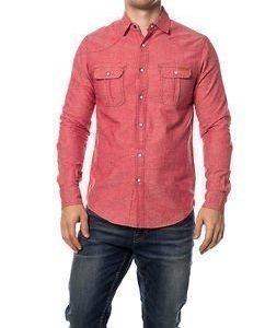 Rohan Firebrick Red