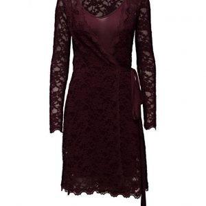 Rosemunde Dress Ls lyhyt mekko