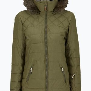 Roxy Quinn Quilted Snow Jacket Laskettelutakki