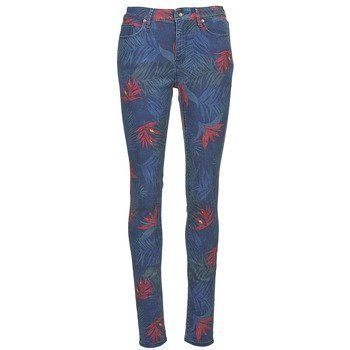 Roxy SUNTRIPPERS HIGH WAIST PRINTS slim farkut