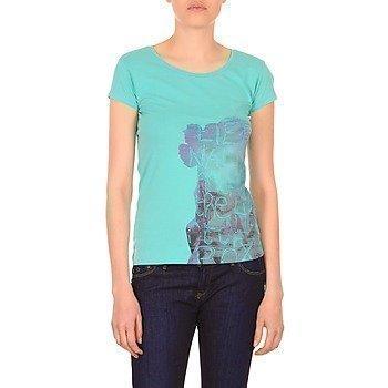 Roxy TUNIC SHEER GREEN lyhythihainen t-paita