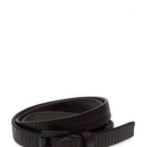 Royal RepubliQ Coil Cut Belt 2cm vyö