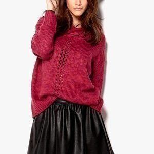 Rules by Mary Disa Jumper Fuschia