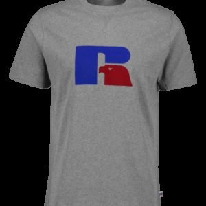 Russell Athletic Jerry - Flock T Shirt T-Paita