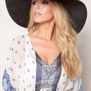 Rut & Circle Giselle Hat Black