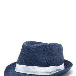 Rut & Circle Judi Hat Blue/White