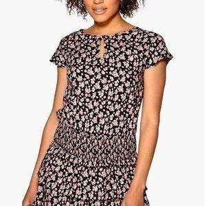 Rut & Circle Leja Dress 147 Pink Flower