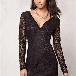Rut & Circle Lena Dress 001 Black
