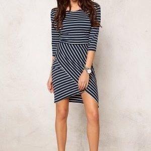 Rut & Circle Lisa Dress Blue Stripe