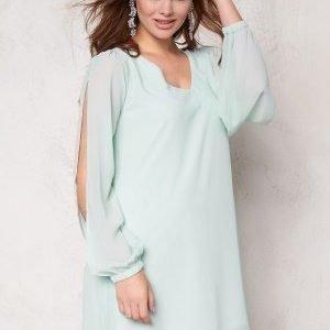 Rut & Circle Marcela Dress Aqua Mint