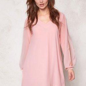 Rut & Circle Marcela Dress Aqua Pink