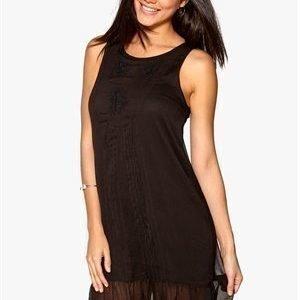 Rut & Circle Price Ingrid dress Black