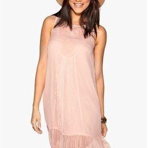 Rut & Circle Price Ingrid dress Powder pink