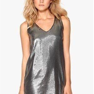 Rut & Circle Sandra Seq Dress 001 Black