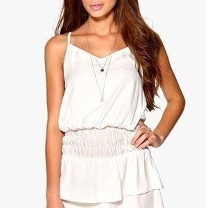 Rut & Circle Sheila Dress 002 Optical White