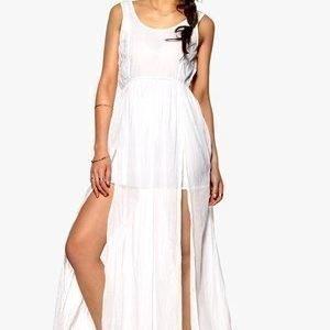 Rut & Circle Stina Braid Dress 002 Optical White