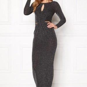 Rut & Circle Tiara dress 504 Black long