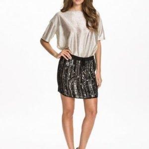 Rut&Circle Cara Skirt Black