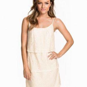 Rut&Circle Must Verona Lace Dress Optical White