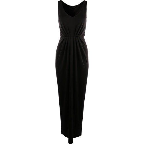 Rut&Circle Price Luella maxi dress Black