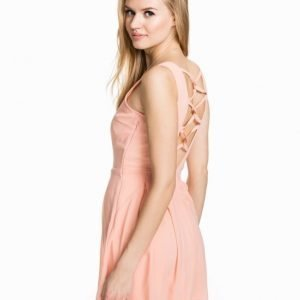 Rut&Circle Price Peaches Dress Pear