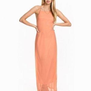 Rut&Circle Price Satina Dress Rosa