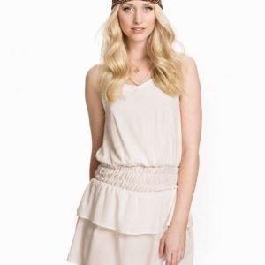 Rut&Circle Price Sheila Dress Optical White