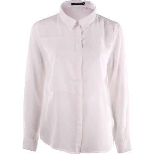 Rut&Circle Price Whitney Blouse White