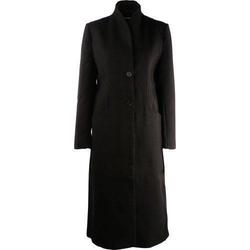 Rut&Circle Rory Long Coat Black